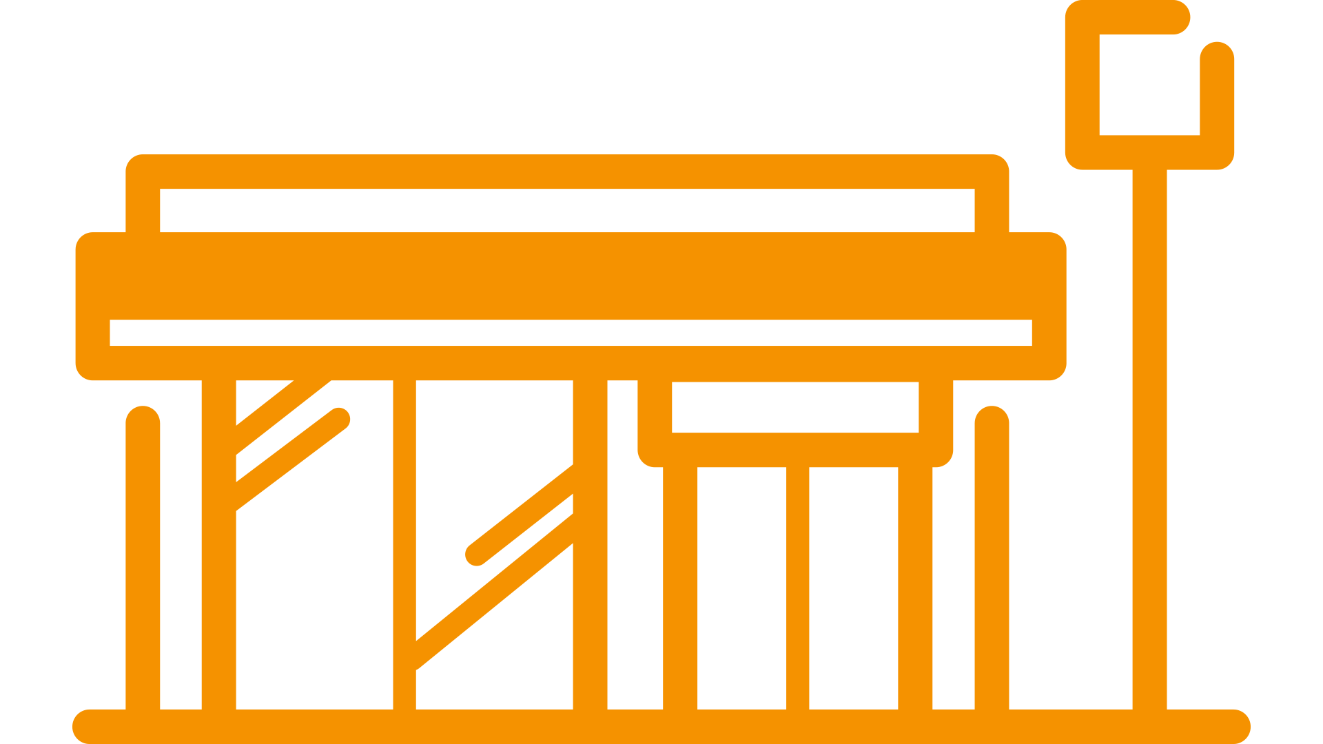 pictogram of of a convenience store