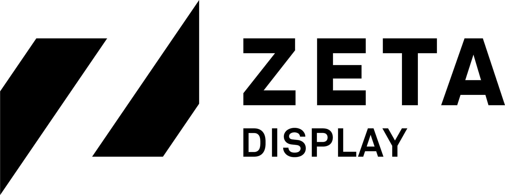 ZetaDisplay logo.