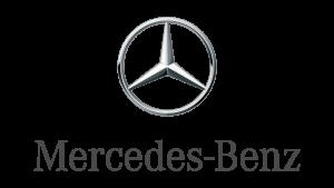 Logotype of Mercedes benz