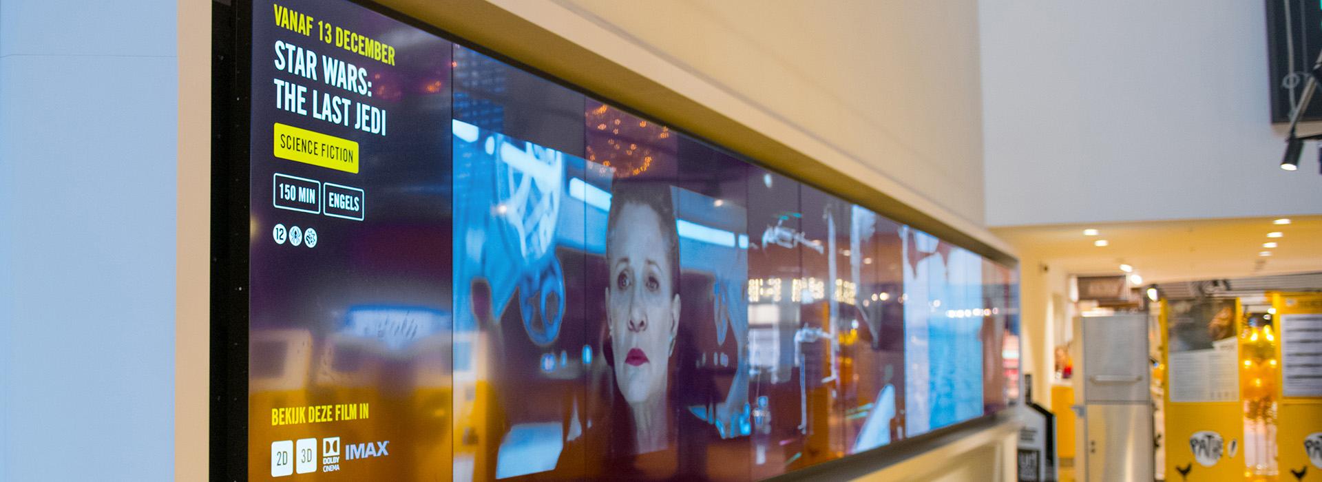 Image of a digital display